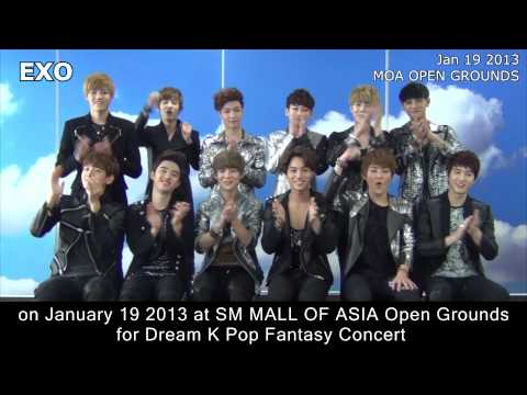 A Message From EXO To The Philippines!
