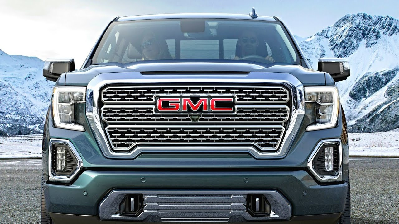 2019 gmc sierra denali – diesel power and carbon fiber bed - youtube