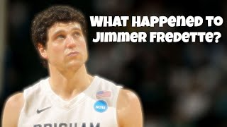 WHAT HAPPENED to Jimmer Fredette...? Where is he NOW? Jimmers story!