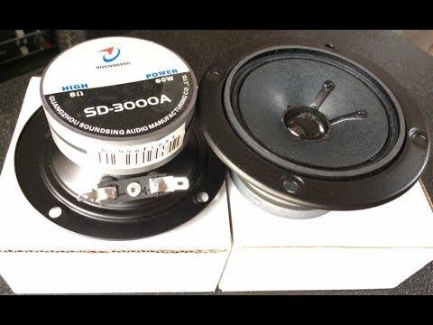 Treble loa karaoke SD-3000A ( tép 10 cm) lh 01692540875