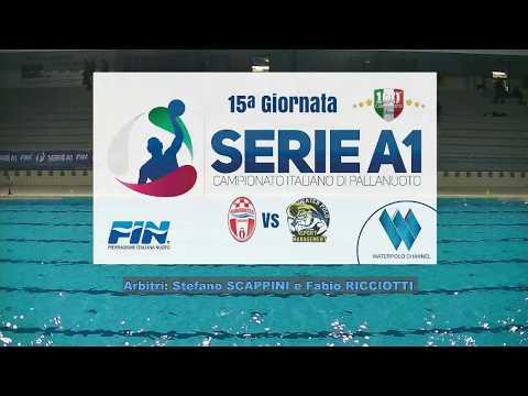 Carige Savona - Banco BPM Sport Management 8-12 (Full Match)