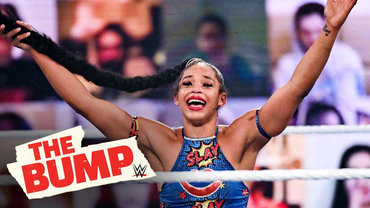 Bianca Belair is in the history books: WWE's The Bump, Feb. 3, 2021