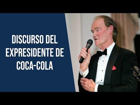 El discurso de Brian Dyson al dejar su trabajo como CEO de Coca-Cola ✍️