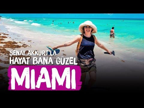 Hayat Bana Güzel - Miami  -  Şenay Akkurt                                        travel miami beach