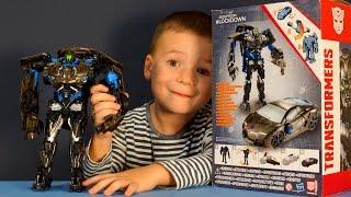 Игрушки Трансформеры 4. Десептикон Lockdown by Hasbro. Обзор игрушек - Роботы для детей.