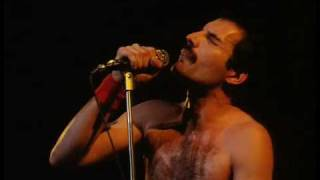 QUEEN - Love Of My Life, Live, High Quality, 1981