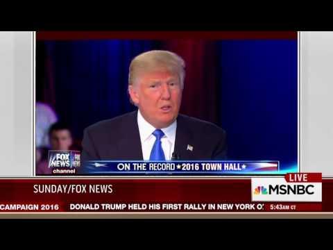 social media in the 2016 election