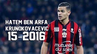 Hatem Ben Arfa ● Magic Dribbling● Skills & Goals 2016 HD