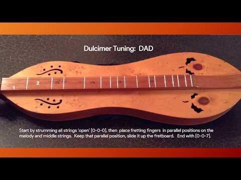 The Diligent Dulcimer - Parallel Voice Leading