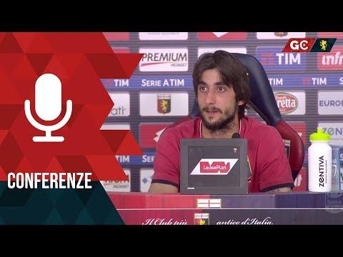 CONFERENZA | Mattia Perin, post gara di Genoa-Torino