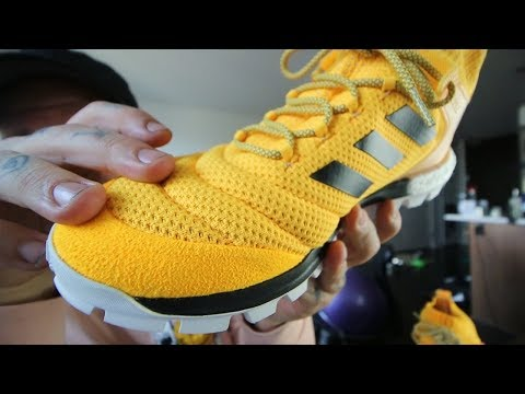 Adidas keeps SURPRISING me! +  Murphy's Law and Brand Building + GOSHA BOOST + KITH EEA
