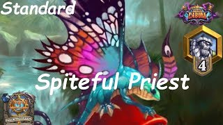 Hearthstone: Spiteful Priest #7: Boomsday (Projeto Cabum) - Standard Constructed