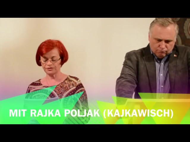 Lesung mit Vlado Franjevics Lyrik 22.2.2017