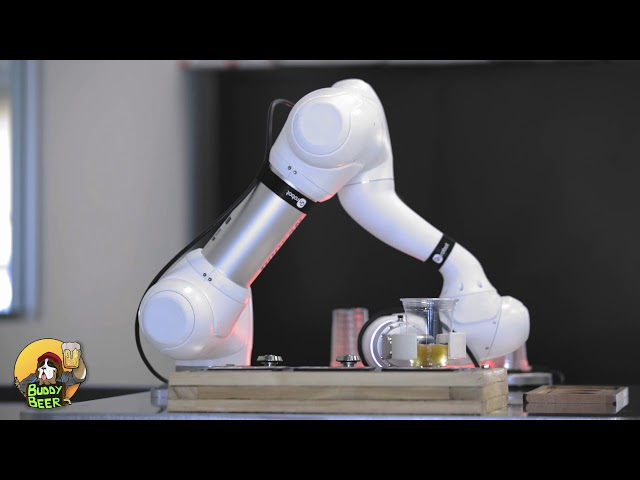 Buddy Beer by HT Robotics