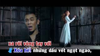 Trong Giấc Mơ Đêm Qua(karaoke)-Lê Việt Anh - Ái Phương