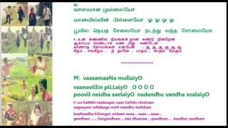 Geedham Sangeedham- Karaoke for Male Singers (Duet Version) by HamsaPriya (17- 2 -17)