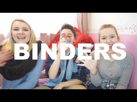 Binders 101