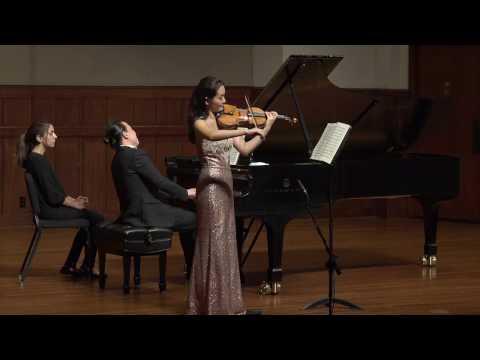 L. van Beethoven Sonata for Piano and Violin,  Op. 24,  No.5 'Spring' -  complete