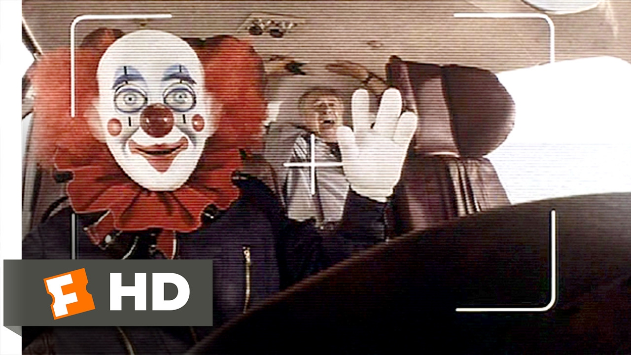 Download F/X2 (1991) - A Flying Clown Scene (10/10) | Movieclips