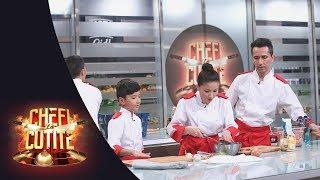 Spanacul decide prima finalistă de la Chefi la cuțite: