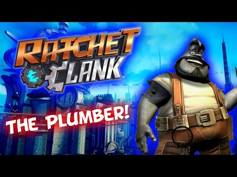 Ratchet & Clank - The Plumber Theory