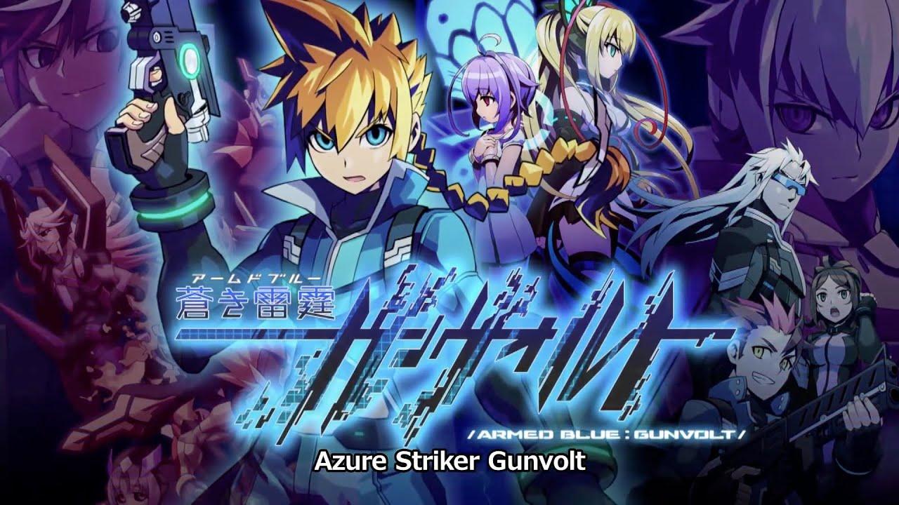 azure striker gunvault wallpaper - photo #41