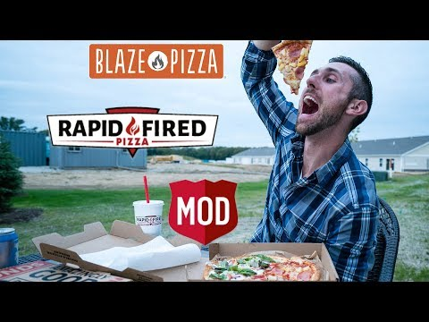 The BEST Build Your Own Pizza