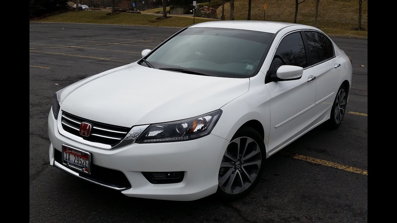 2014 honda accord mods  PSR 2015 Honda Accord - Modifications (January 2015) - YouTube