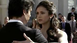 Elena- Damon scene 1x19 (All I need - Within Temptation)
