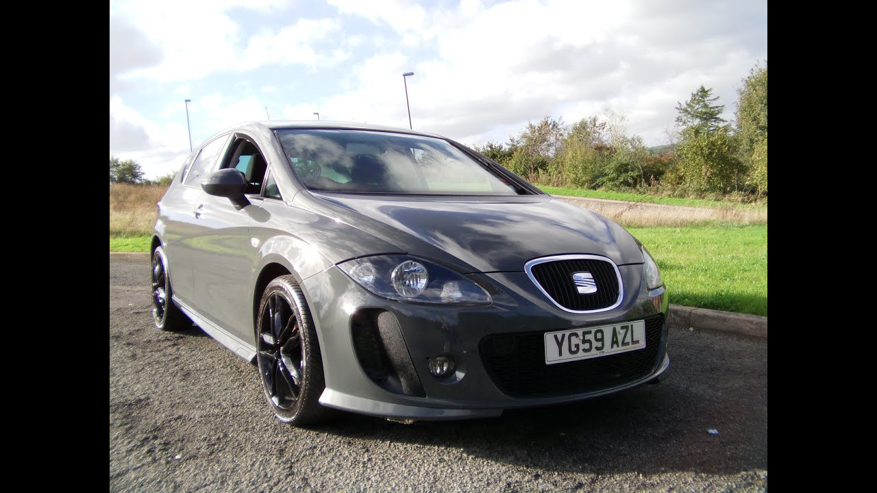 45k seat leon fr cr 170 2 0 tdi with btcc bodykit fsh 11 995 youtube. Black Bedroom Furniture Sets. Home Design Ideas