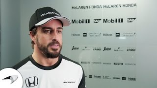 2015 mclaren-honda driver fernando alonso talks about the season ahead, mp4-30 chassis, his new team-mate jenson button, and significance of the...