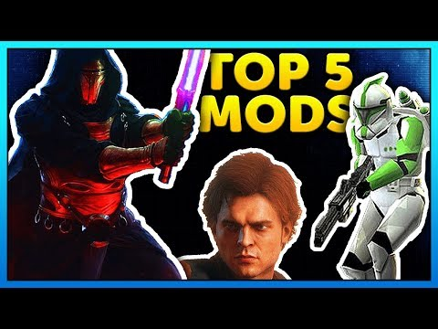 Top 5 Mods of the Week - Star Wars Battlefront 2 Mod Showcase #47 thumbnail