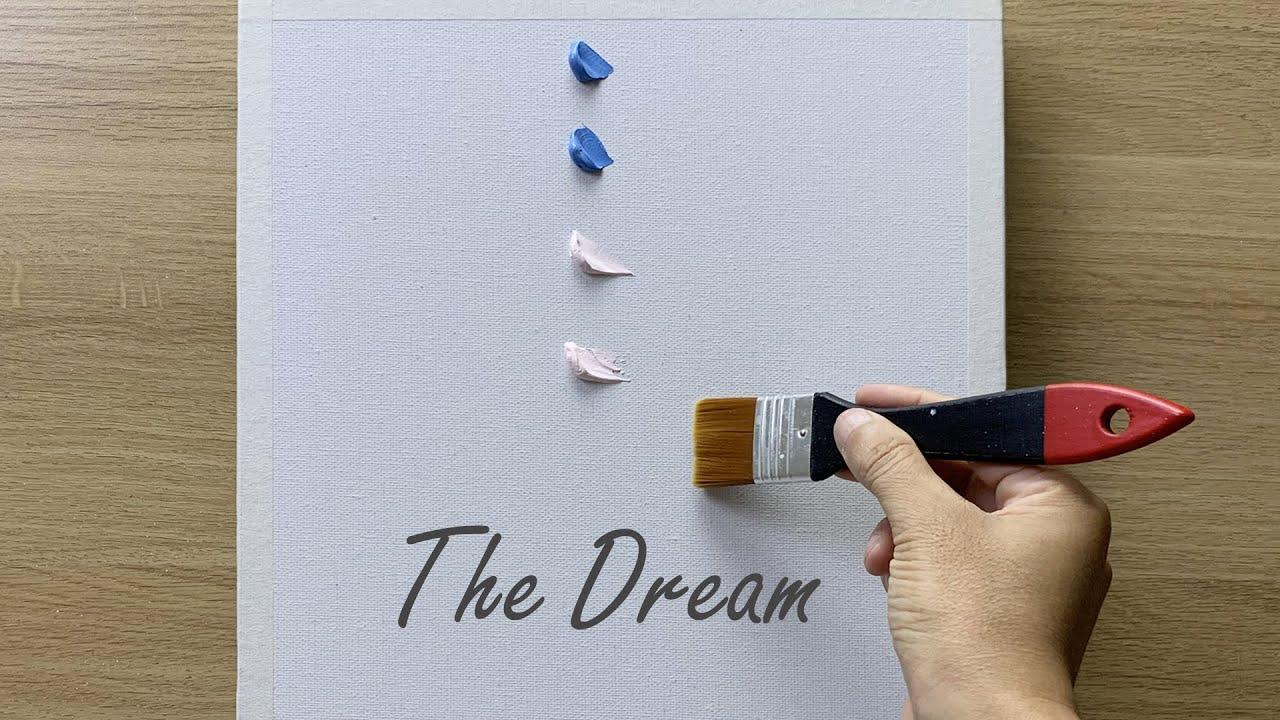 Daily challenge #178 / Art in September / The Dream