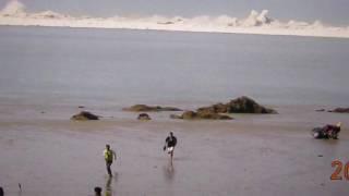 Фото за минуту до смерти: цунами 2004