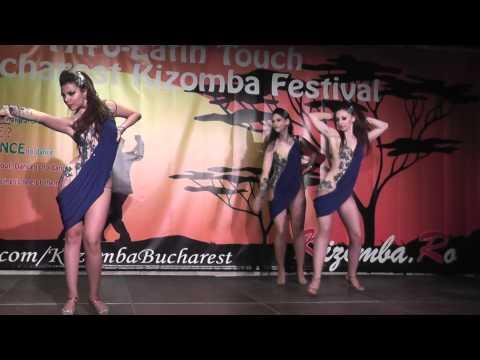 Ladies Show - Latin Dance (Romania) @ 1st Afro Latin Touch