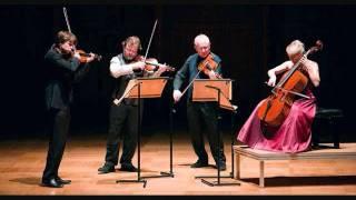 """Ottorino Respighi """" Quartetto dorico"""" Brodsky Quartet"""