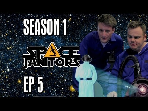 FIRE GIANT LASER - Space Janitors Episode Five: Official HD Version