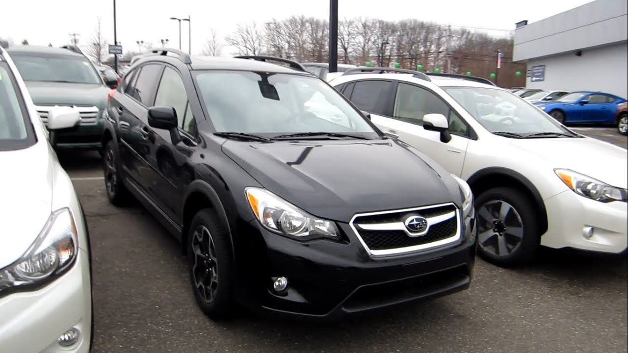 2014 Subaru Xv Crosstrek 2 0i Premium Full Tour Engine