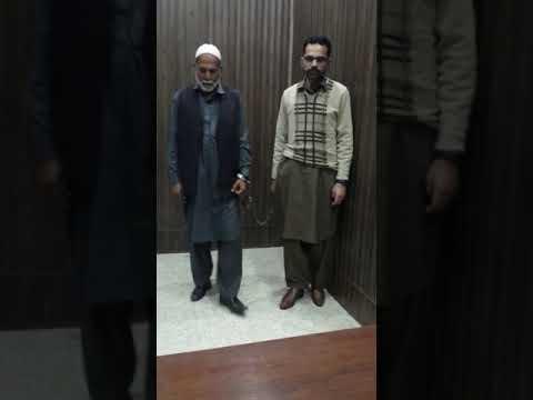 Building Inspector Arrested by Anti Corruption Gujrat Gujranwala Region 27 02 2018