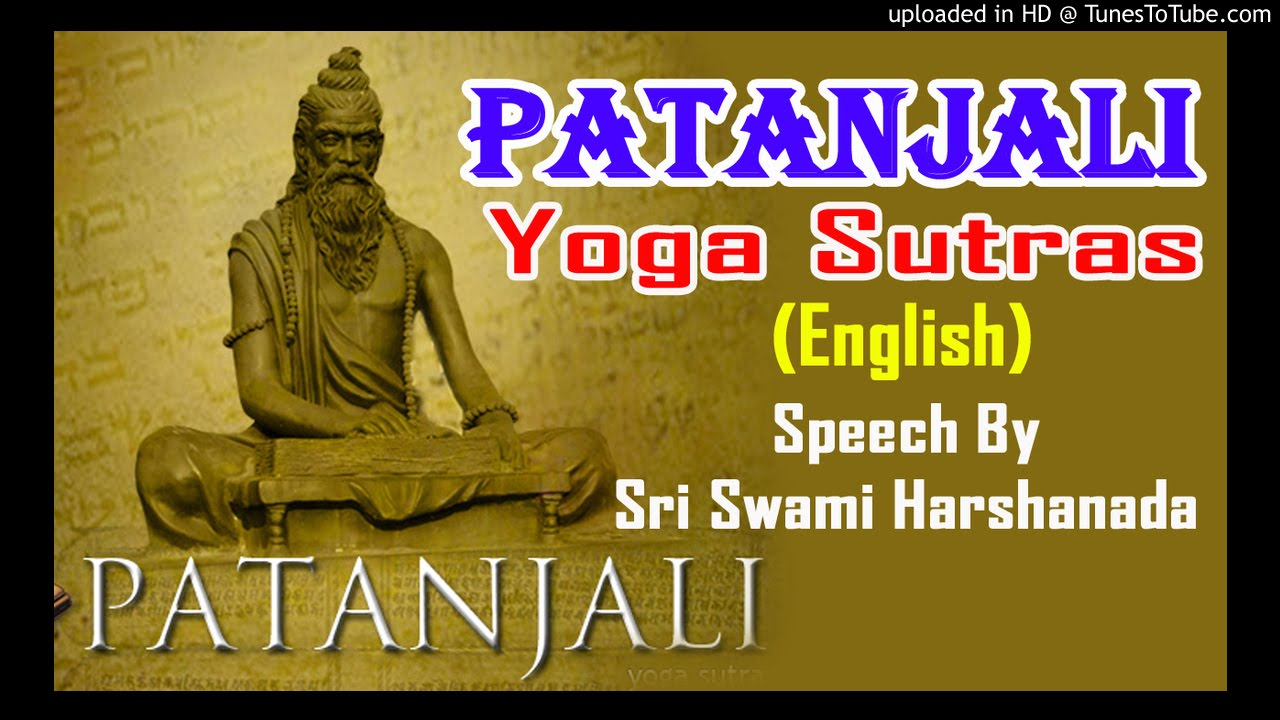 Patanjali Yoga Sutras Pdf