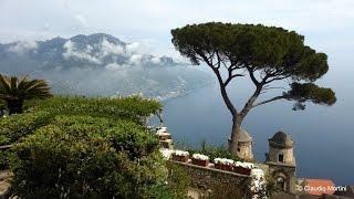RAVELLO - Magnifico balcone della Costiera Amalfitana - Full HD