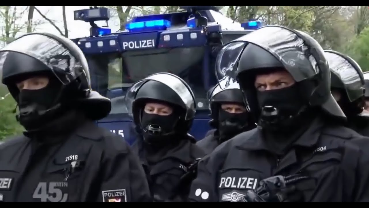 Vox Polizei Am Limit