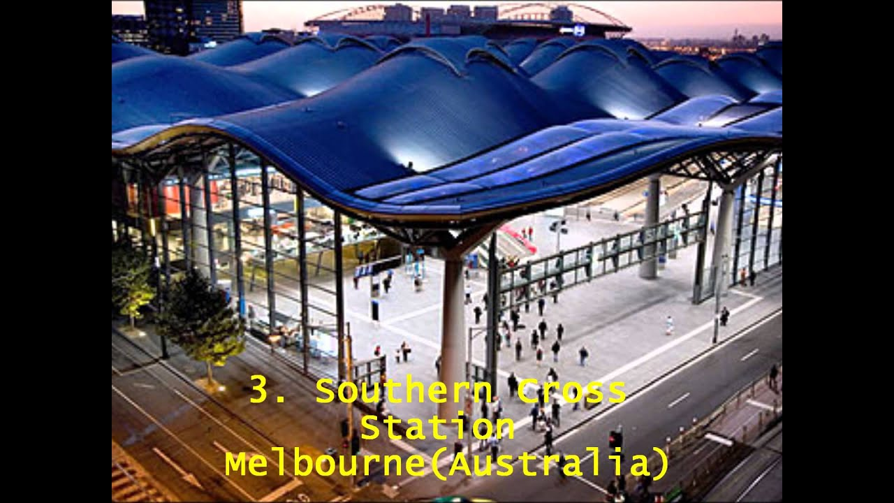 Top Most Beautiful Railway Stations In The World HD YouTube - The 12 most beautiful metro stations in the world
