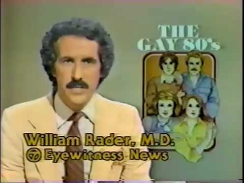 Eyewitness News Dr. David Rader - 'The Gay 80's