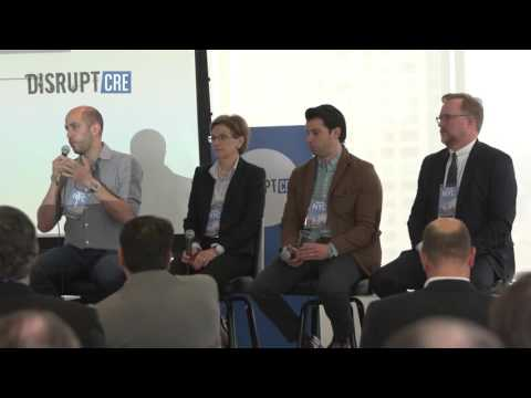 DisruptCRE NYC 2016 - TechTools: New Products & Services Transforming Today's CRE Professional