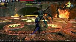 Vindictus - Vella Crom Cruach Solo / 마비노기 영웅전 - 벨라 크로우 크루아흐 7080 솔플