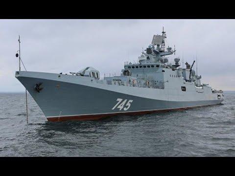 BEST Battleships & Naval armament on International Maritime Defense Show St.Petersburg 2017