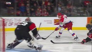 Россия - Хоккейная лига Онтарио. Ответная игра. Суперсерия Россия - Канада. Молодежные сборные