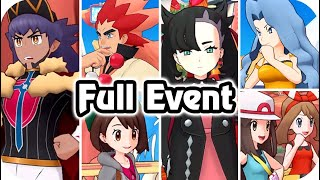 Pokémon Masters Ex : Leon and Marnie's Official Reapparence ! (Leon Story Event & Sync Pair) [HQ]