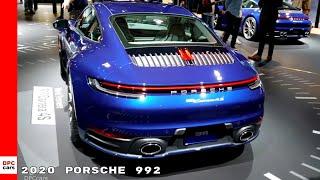 2020 Porsche 992 911 Walkaround At LA Auto Show